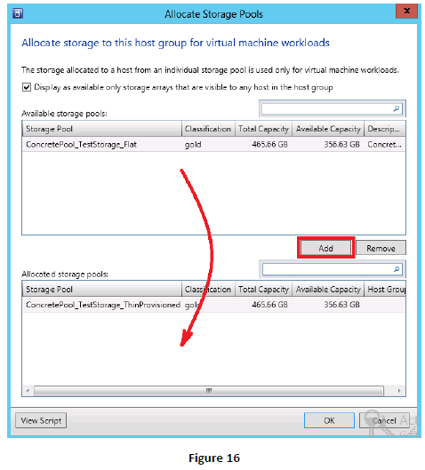 StarWind iSCSI SAN & NAS: Using SW SMI-S Agent with SC VMM
