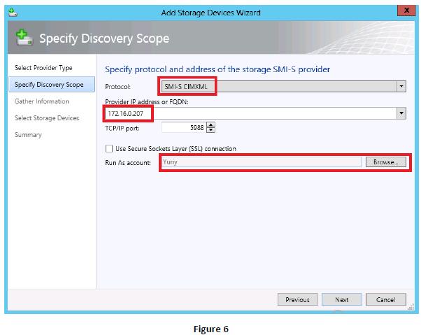 StarWind iSCSI SAN & NAS: Using SW SMI S Agent with SC VMM 2012 R2