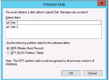 Configuring HA Storage for Live Migration on Windows Server 2012