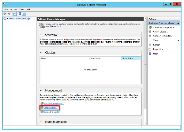 Installing and configuring SQL Sever 2014 Multi Subnet Cluster on Windows Server 2012 R2