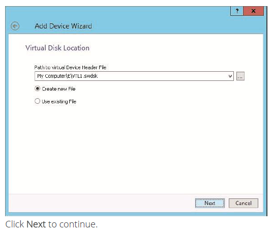 StarWind Virtual SAN: Virtual Tape Library (VTL) + Symantec Backup Exec