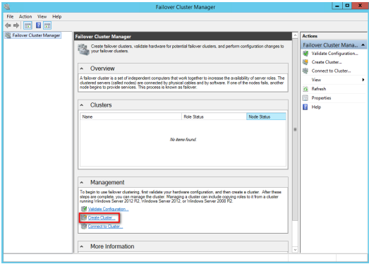 how to create instance in sql server 2012 after installation