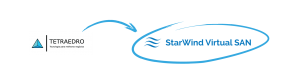 Tetraedro expands its storage tiers easily and cost efficiently with StarWind Virtual SAN