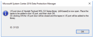 Virtual Tape Library on Azure used with Microsoft System