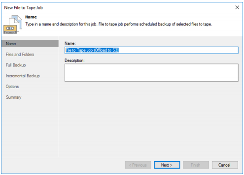 StarWind Cloud VTL for AWS and Veeam Installation and Configuration Guidance