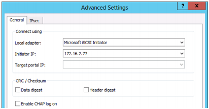 StarWind Virtual SAN Compute and Storage Separated 3 node with Hyper V