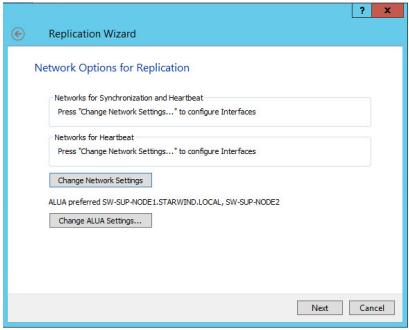 StarWind Virtual SAN Hyper Converged 2 nodes scenario with VMware vSphere
