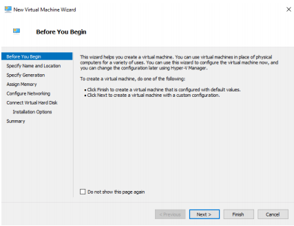 StarWind Virtual Storage Appliance Installation Guide with Hyper V