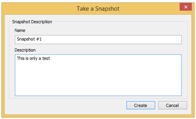 Asynchronous Replication. Configuring Scheduled Snapshots