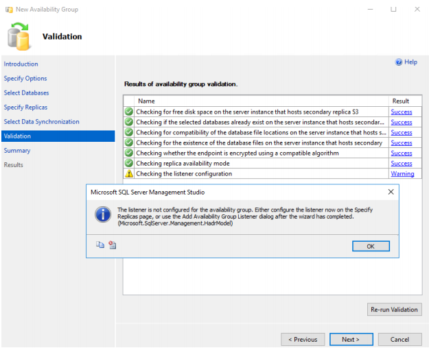 StarWind Virtual SAN SQL Server HADR using Availability Groups and Failover Cluster Instance