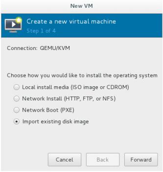 StarWind Virtual Storage Appliance Installation Guide with KVM