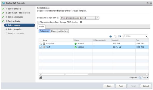 StarWind Virtual Storage Appliance Installation Guide with VMware vSphere