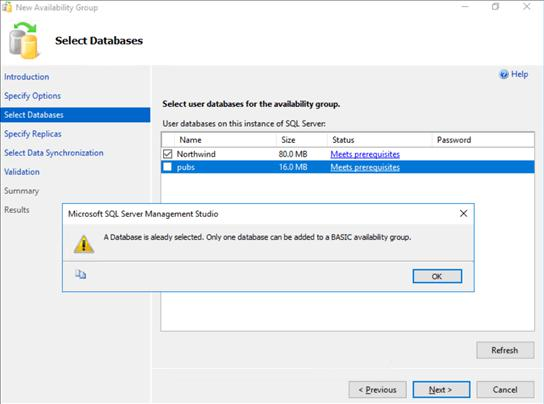 Avoiding the Cost of Confusion: SQL Server Failover Cluster Instance versus Basic Availability Group on Standard Edition