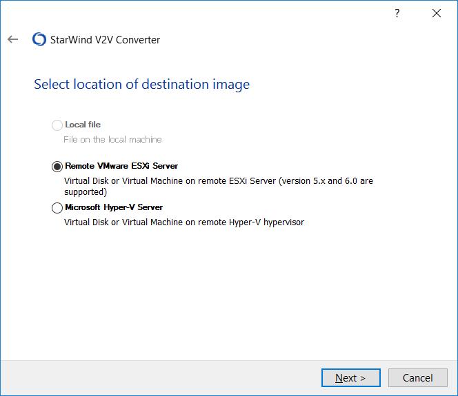 StarWind V2V Converter technical paper - Resource Library