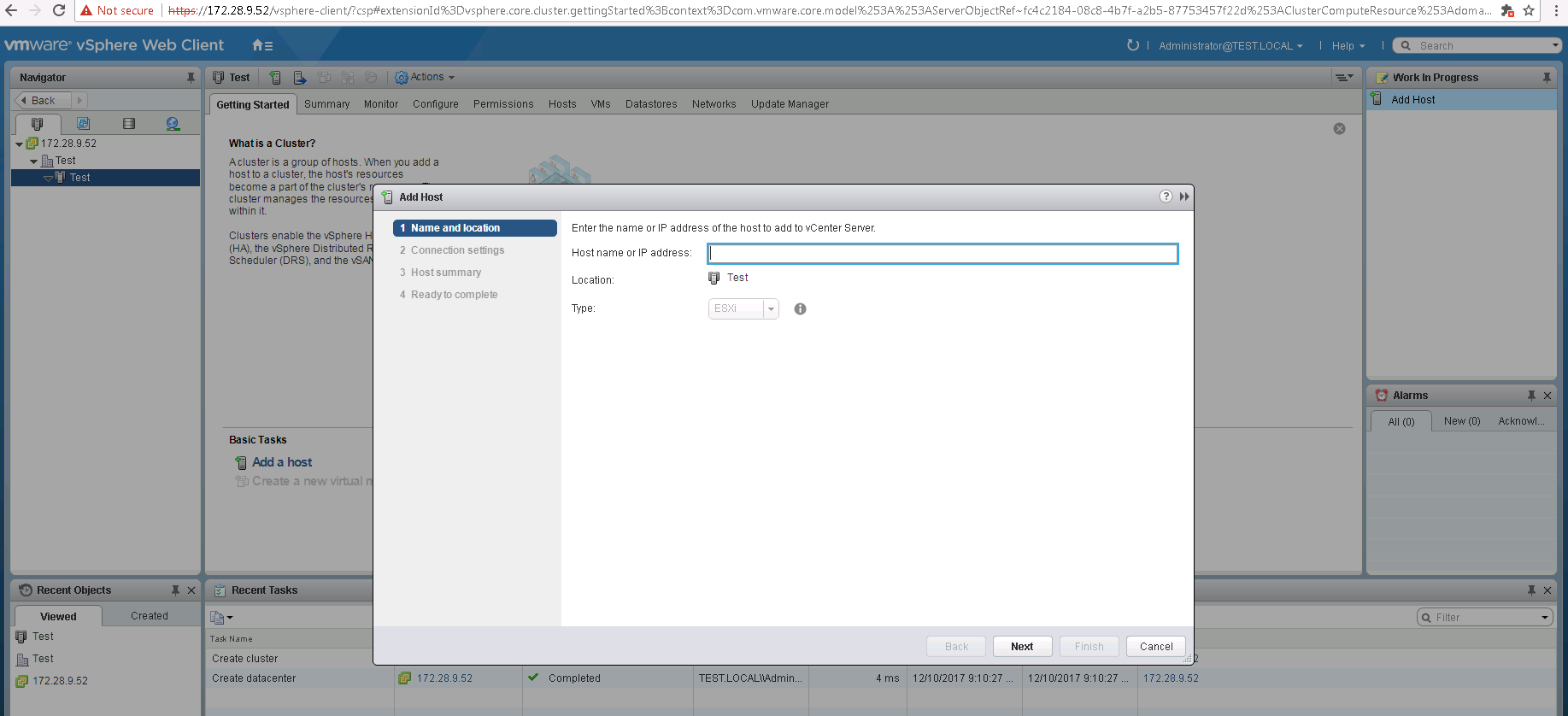 StarWind Virtual SAN<sup>®</sup> Hyperconverged 2 node with VMware vSphere 6.5