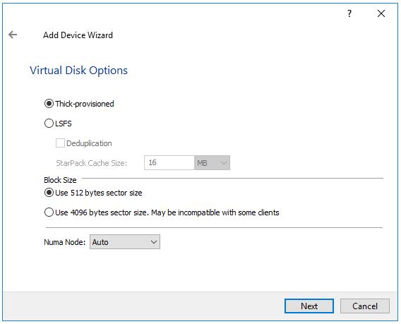 StarWind Virtual SAN® Hyperconverged 2 Node Scenario with VMware vSphere 6.5