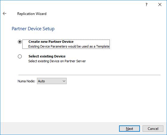 StarWind Virtual SAN HA Devices Configuration Changes