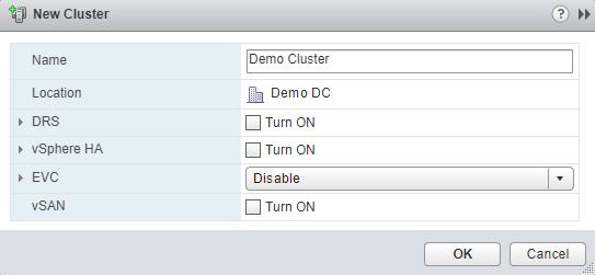 StarWind Virtual SAN<sup>®</sup> Compute and Storage Separated  2 Node Scenario with  VMware vSphere 6.5