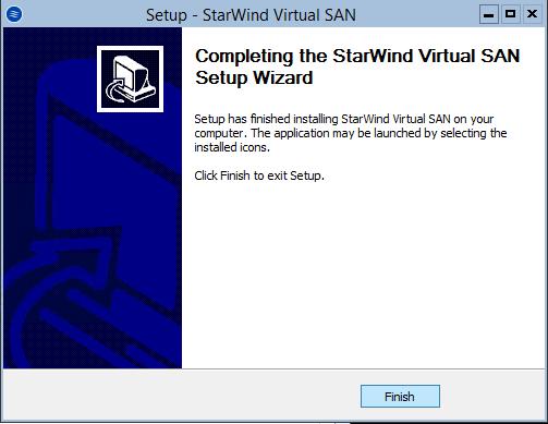 StarWind Virtual SAN<sup>®</sup> Hyperconverged 2 Node Scenario with Hyper V Server 2016