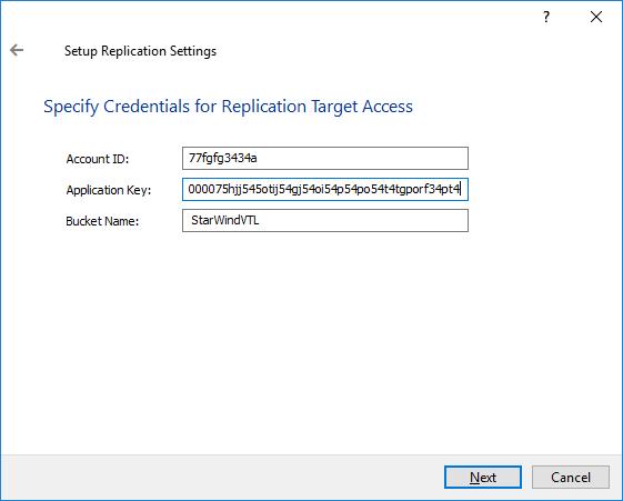StarWind Storage Gateway for Backblaze Getting Started
