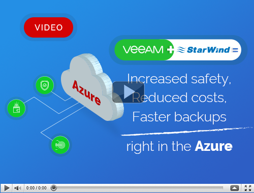 Extend tape-based data to Microsoft Azure with Veeam