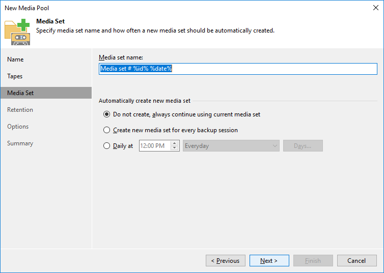 9 - Adding StarWind VTL Device to Veeam B&R Tape Infrastructure