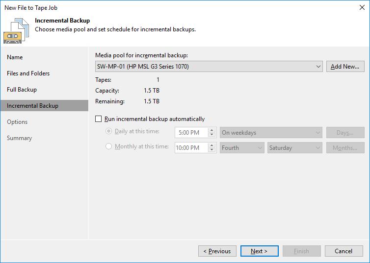 13 - Adding StarWind VTL Device to Veeam B&R Tape Infrastructure