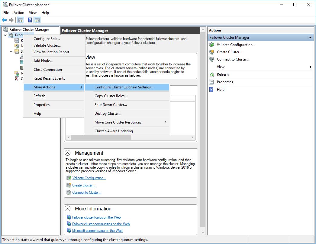 Build a 2-node Hyper-V cluster with StarWind Virtual SAN