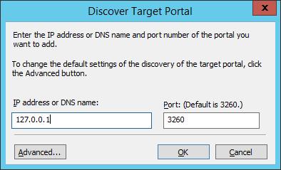 target portal
