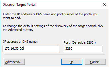Discover Target Portal