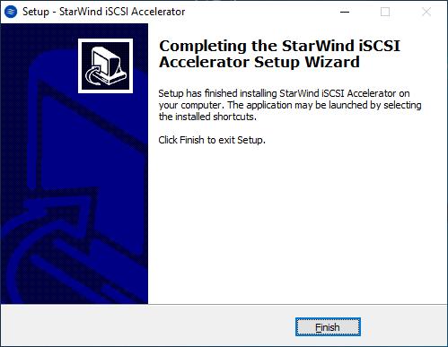 StarWind iSCSI Accelerator