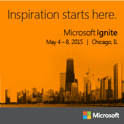 Meet StarWind at Microsoft Ignite 2015 at the Booth # 343