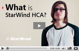 StarWind HyperConverged Appliance product video