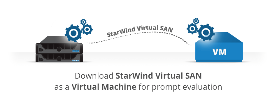 StarWind Virtual SAN with VVOLs Tech Preview Banner