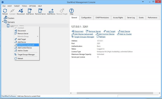 Quick Start Guide: Creating Stand-Alone Image File Device with StarWind Virtual SAN